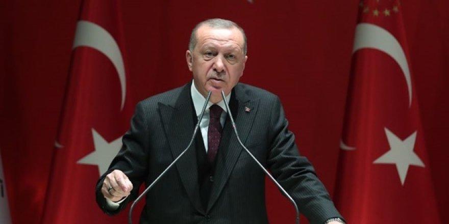 Cumhurbaşkanı Erdoğan: Türkiyeİdlib'dekiSaldırının Cevabını Misliyle Vermiş Durumda
