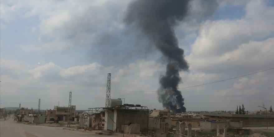 Esed'in Askerleri Bombardımandan Kaçan Sivilleri Vurdu