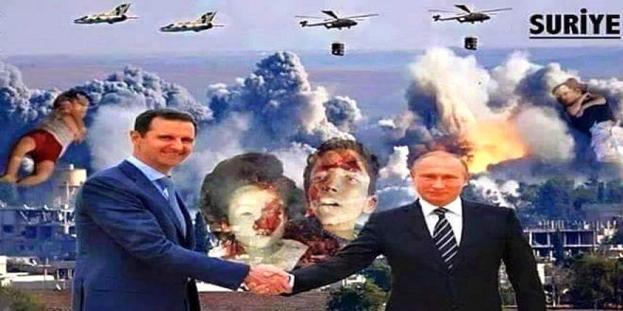 Putin'in Kuklası Esed'in Türkiye Askerine Saldırısı ve Rusçuların İmtihanı