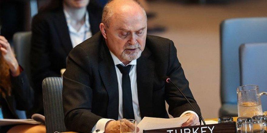 Türkiye'den BM Güvenlik Konseyinde ''İdlib'' Uyarısı