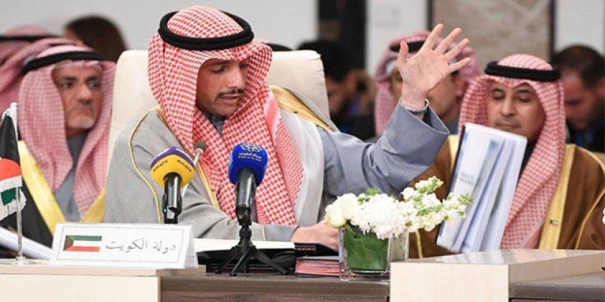 Kuveyt Parlamento Başkanı, Trump'ın Sözde Barış Planını Çöpe Attı