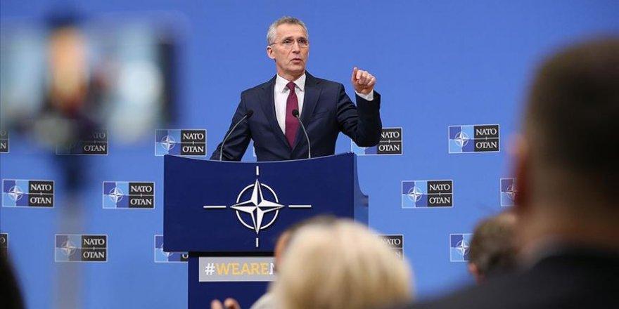 NATO'dan Esed Rejimi ve Rusya'nın İdlib'deki Saldırılarına Kınama