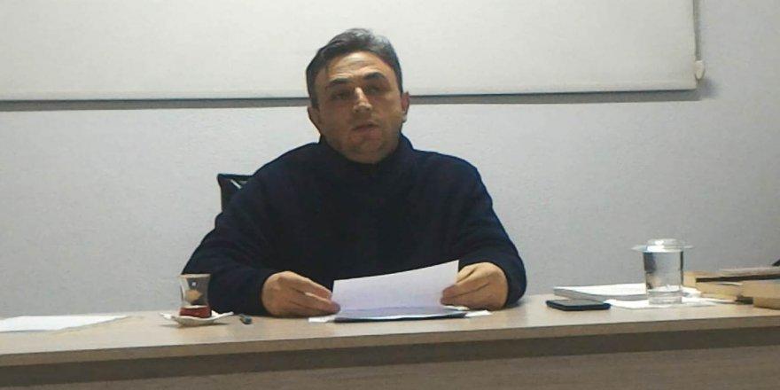Bartın Özgür-Der'de Babanzade Ahmet Naim Konuşuldu