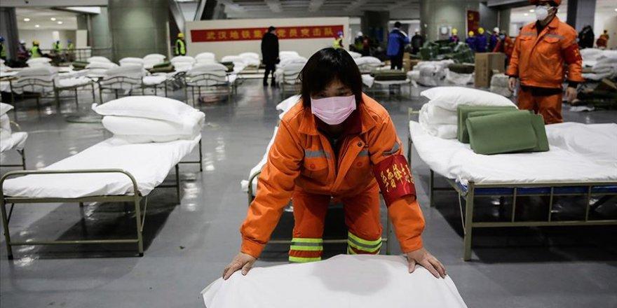 Çin'de Yeni Tip Koronavirüsten Can Kaybı 1114'e Çıktı