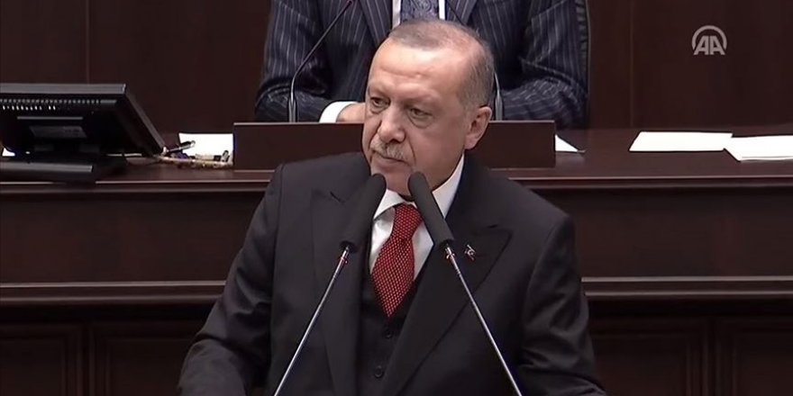 Erdoğan: CHP'nin İş Bankası Hisseleri İçin Çalışma Yapıyoruz