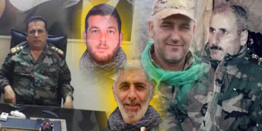 Muhalifler İran'a Bağlı Çetelerin ve Katil Esed'in Komutanlarını Hedef Aldı