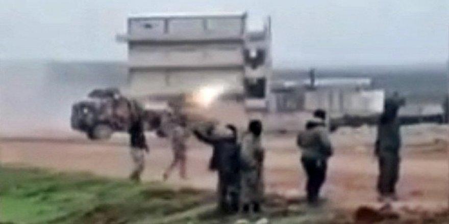 TSK, Halep'te Esed Rejimi Hedeflerini Vurdu