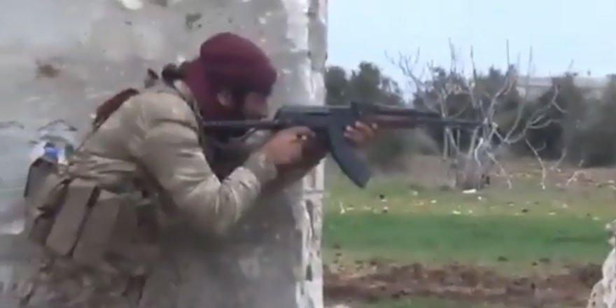 Direnişçilerden Halep'te İran'a Bağlı Çetelere Ağır Darbe