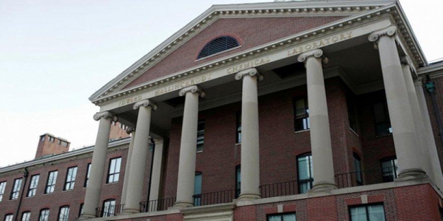 Harvard ve Yale Üniversitelerine Gizli Fon Soruşturması