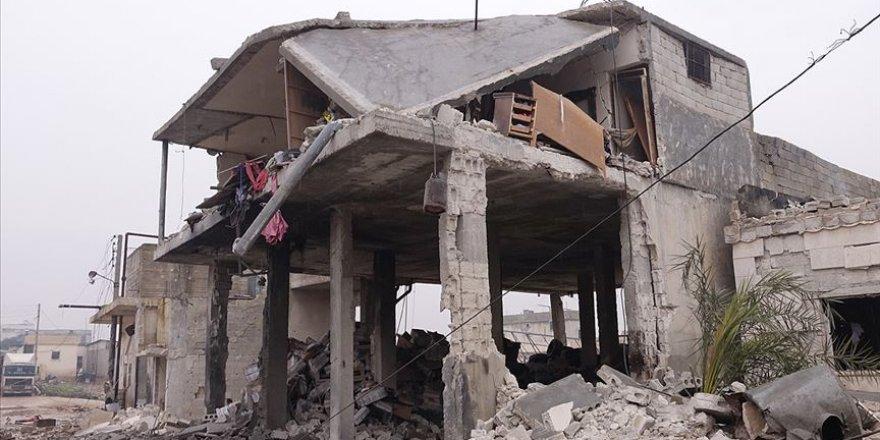 Esed Rejimi ve Rusya İdlib'de 8 Sivili Katletti