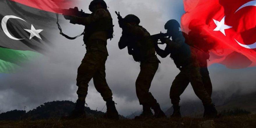 TSK'ya Ait SİHA'lardan Hafter Güçlerine Ağır Darbe