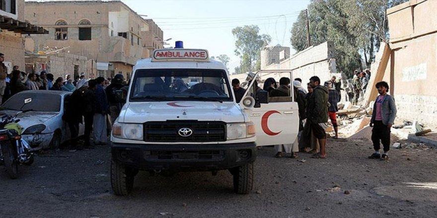 Yemen'de Suudi Arabistan'ın Hava Saldırısında 30 Sivil Öldü
