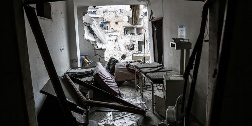 İşgalci Rusya Halep Kırsalında 2 Hastaneyi Vurdu
