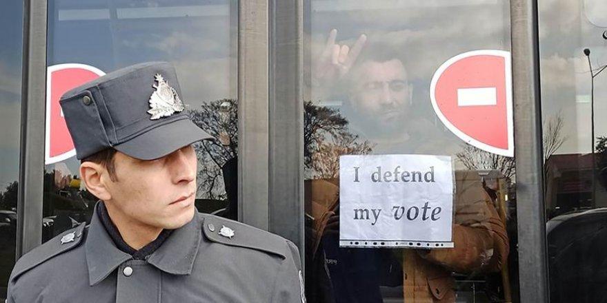 Azerbaycan'da 3 Muhalefet Lideri ve 100'den Fazla Kişi Gözaltında