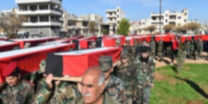 """""""İdlib ve Halep'teki Çatışmalarda 10 Günde 1200 Rejim Askeri Öldü"""""""