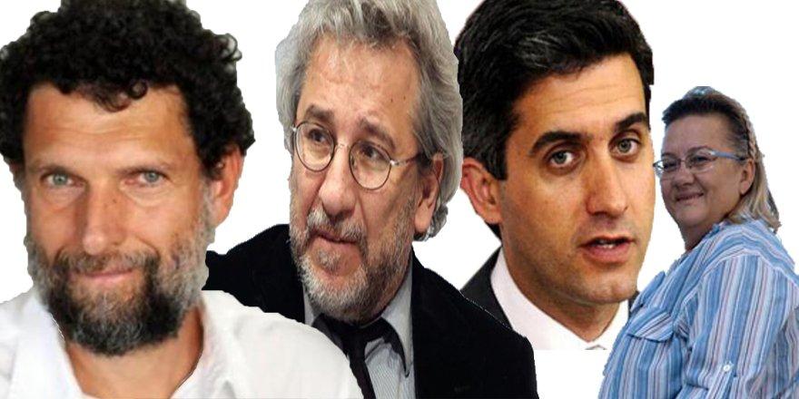 Gezi Davası'nda Osman Kavala ve Bütün Sanıklar Beraat Etti