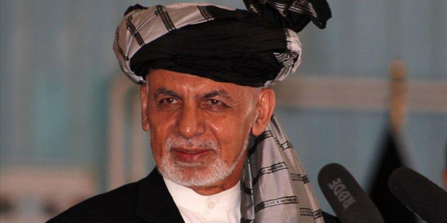 Eşref Gani Yeniden Afganistan Cumhurbaşkanı Seçildi
