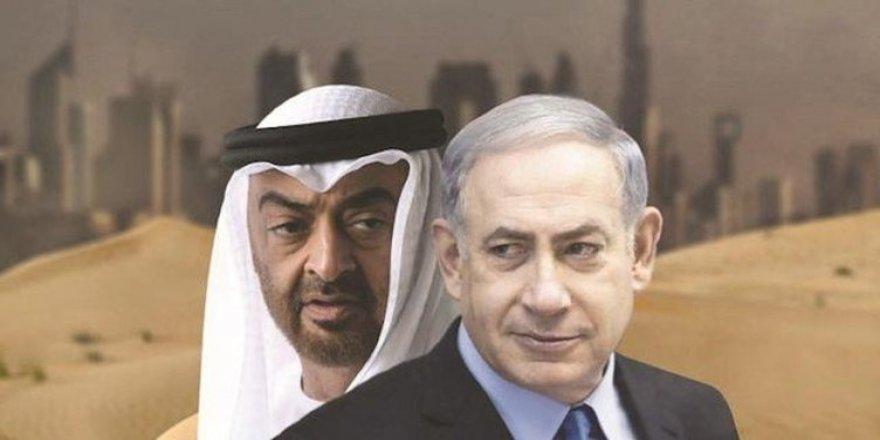 BAE Afrika'da Siyonist İsrail'in Diplomatik Maşalığını Yapıyor