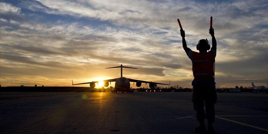 BAE, Hafter'e Askeri Destek İçin Abu Dabi'den Libya'ya Hava Köprüsü Kurdu