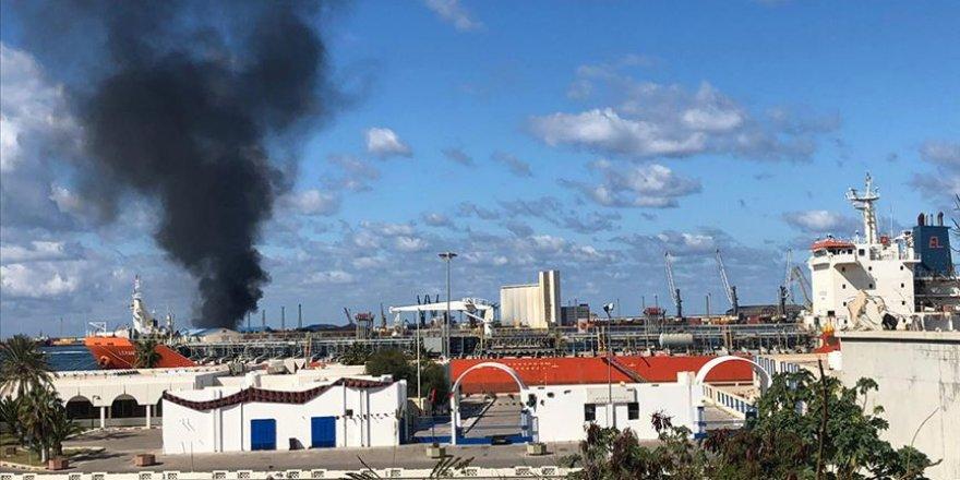 BM'den, Darbeci Hafter'in Trablus Limanı Saldırısına Kınama
