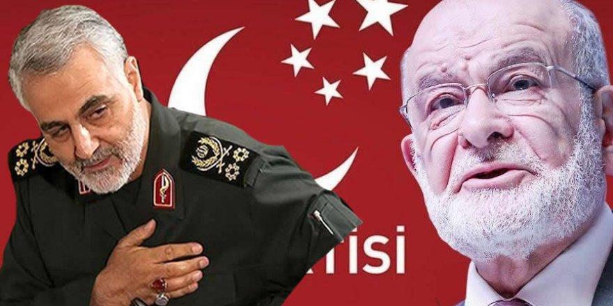"""Temel Bey, """"Şehid"""" İlan Ettiği Kasım Süleymani'ye Toz Kondurmuyor!"""