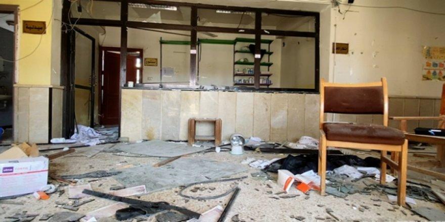 Katiller Hastaneleri Hedef Almayı Sürdürüyor