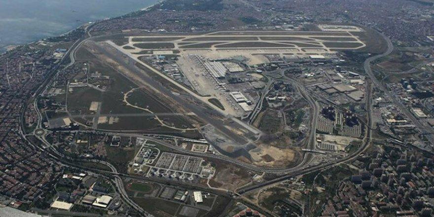 Atatürk Havalimanının Adı Değiştirildi