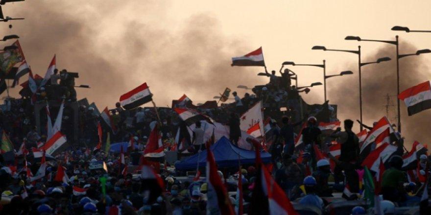 Irak'taki Gösterilerde Ölü Sayısı 566'ya Yükseldi