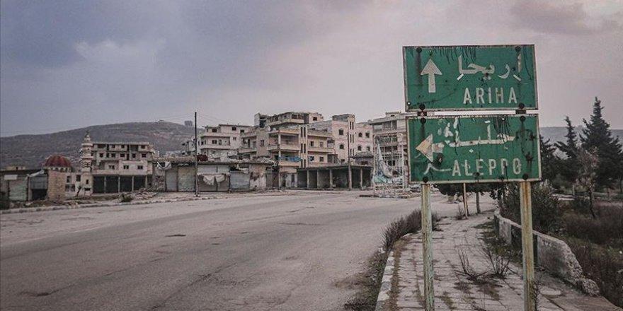 Esed Halep'te Sivil Yerleşimleri Bombalayıp Türkiye'yi Suçlayacak