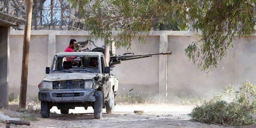 UMH, Hafter Milislerinden 25'ini Etkisiz Hale Getirdi