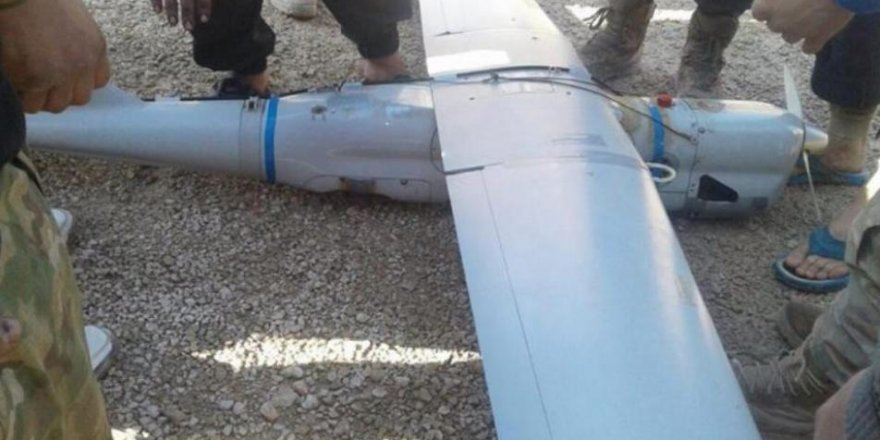 Direnişçiler İdlib'de 2 Rus Dronunu Düşürdü