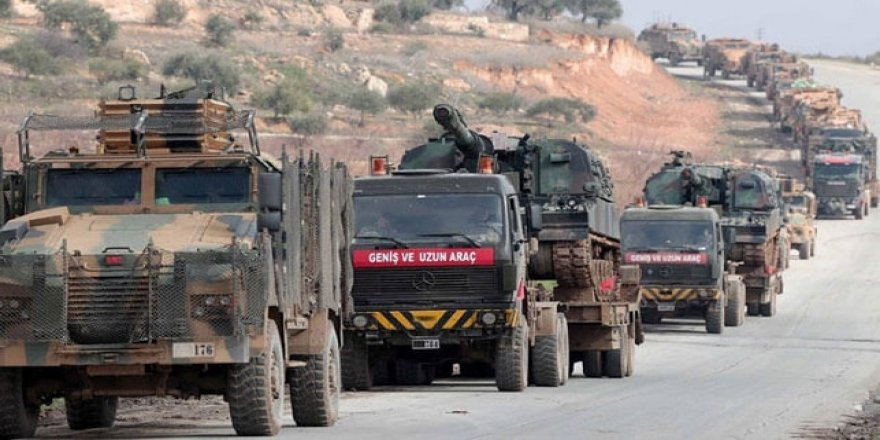 İngiliz Medyasında Türkiye'nin İdlib Hamlesi