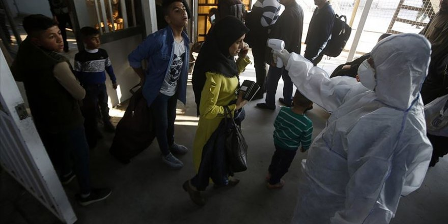 Lübnan'da İran'dan Gelen Bir Yolcuda Koronavirüs  Tespit Edildi