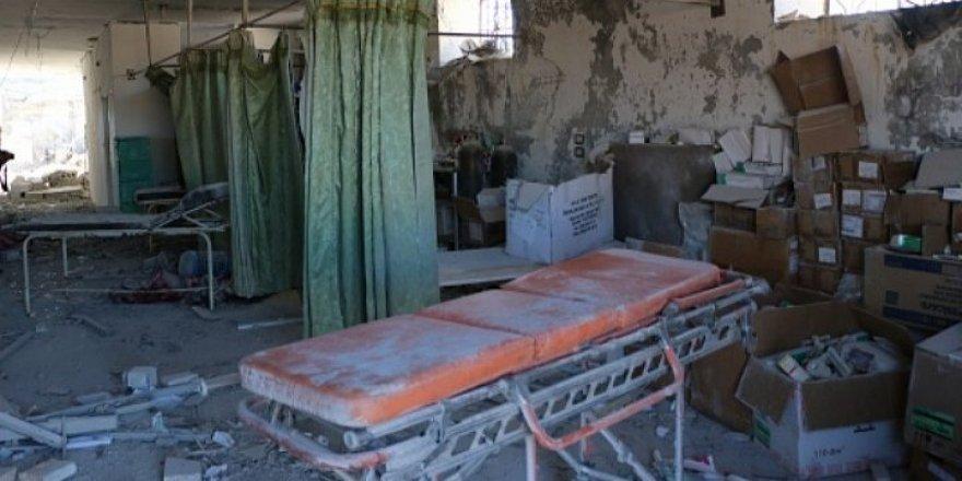 İdlib'de Vurulmadık Hastane Bırakmayan Rusya 'Cihatçıların Saldırıları'ndan Endişe Duyuyormuş!