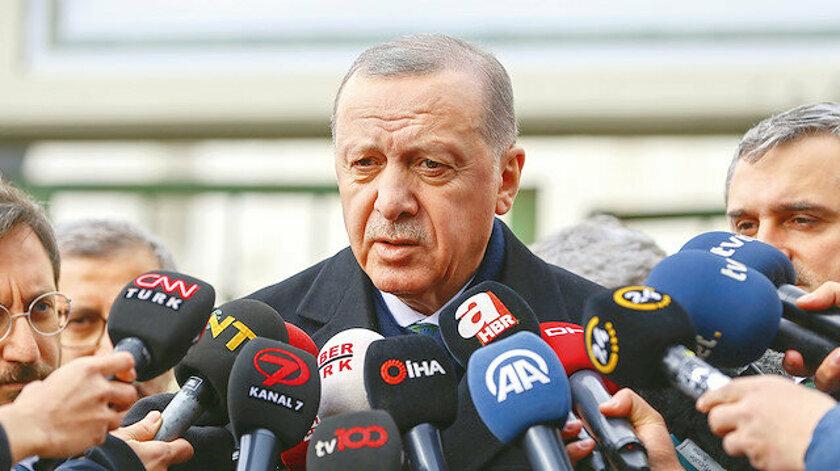 Cumhurbaşkanı Erdoğan: Rejim Zulmü Durdurmadığı Sürece Çekilmeyiz