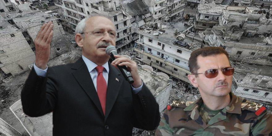 Esed'in Sözcüsü Kılıçdaroğlu