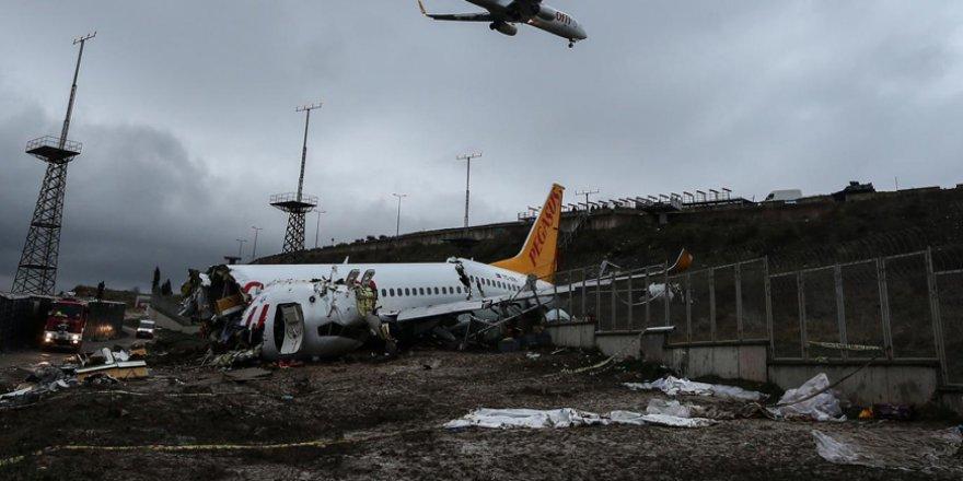 Pistten Çıkan Pegasus Uçağının Pilotu Tutuklandı