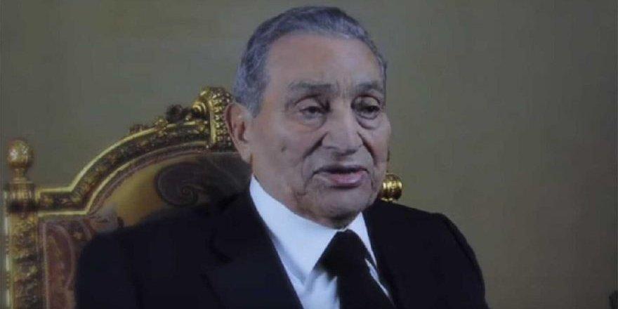 Mısır'ın Eski Diktatörü Hüsnü Mübarek Öldü