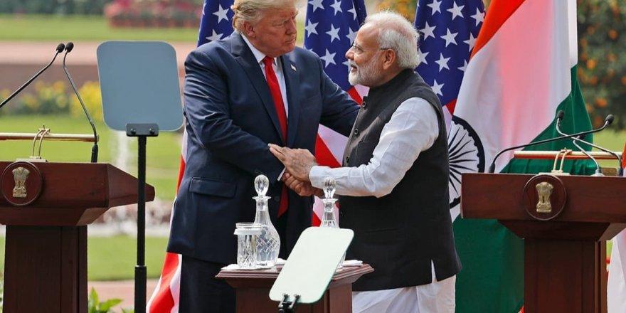 ABD ve Hindistan, 3 Milyar Dolarlık Savunma Anlaşması Yaptı!