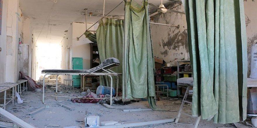BM: İdlib'de 70'ten Fazla Hastanenin Vurulması Kaza Olamaz