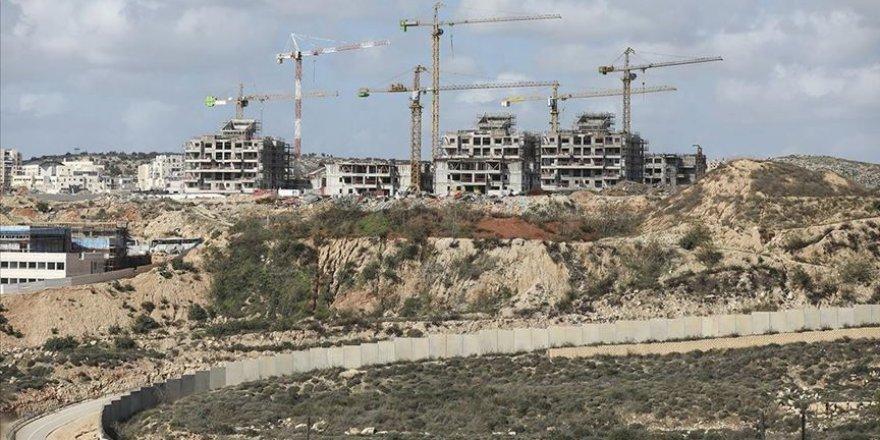 Yahudi İşgalciler İçin Batı Şeria'ya 46 Bin Yeni Konut İnşa Planı