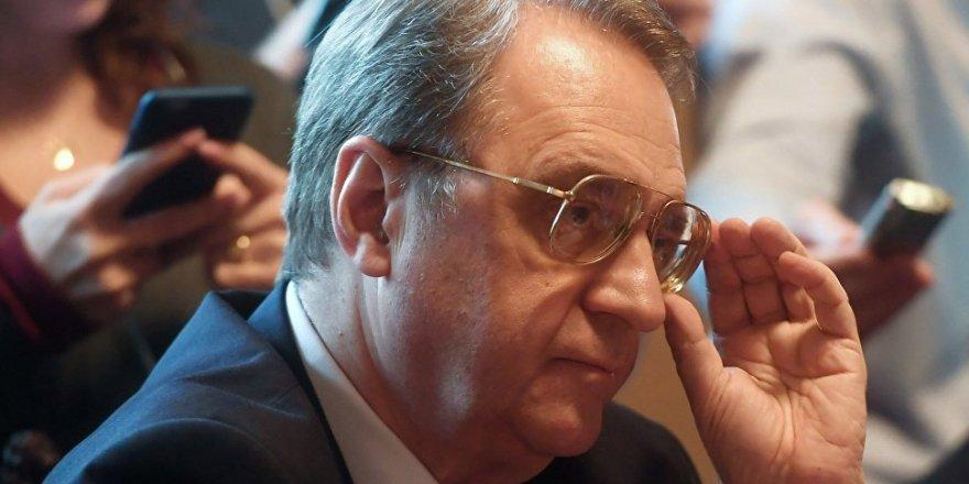 """Rusya'dan """"Suriye'deki Savaşın Tarafı Değiliz"""" Yalanı"""