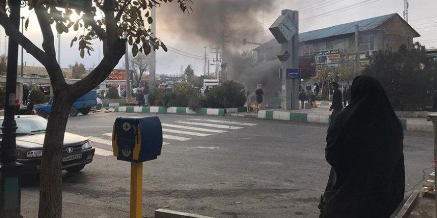 İran'da 'Benzin Zammı Protestolarına Katılan' Anne ve Oğluna 15 Yıl Hapis