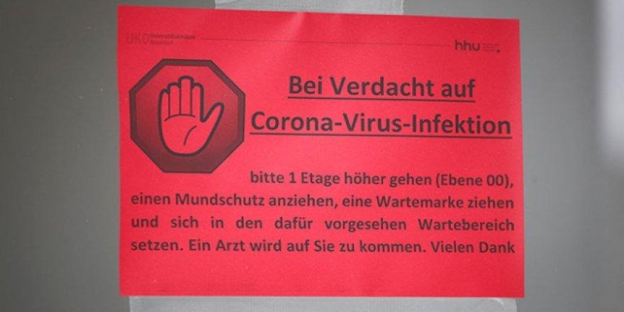 Köln'deki Askeri Üste Koronavirüs Alarmı