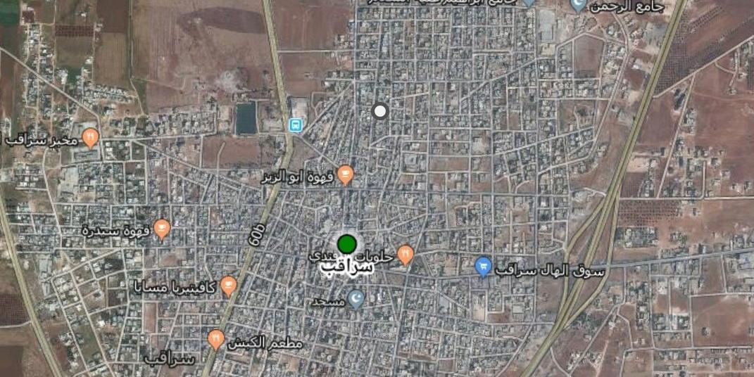 Suriye'de Muhalifler Serakib'i Geri Aldı
