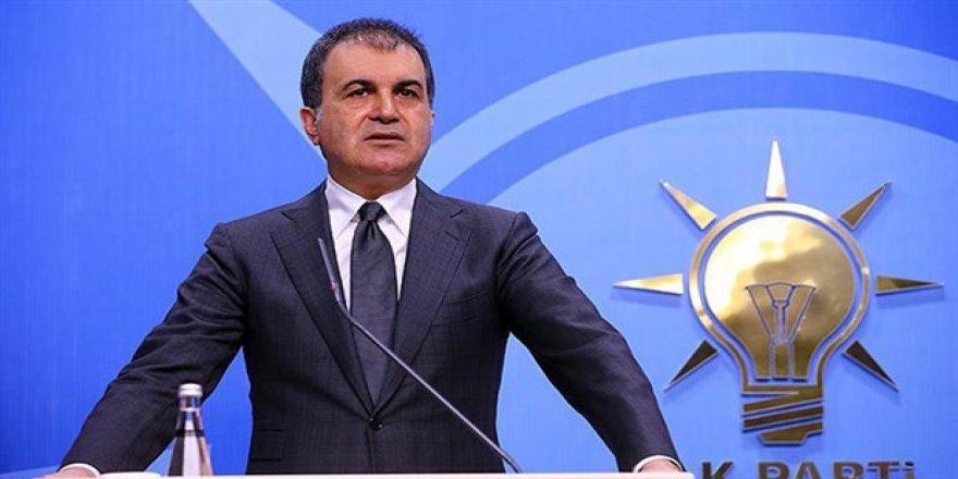 AK Parti Sözcüsü Ömer Çelik: İdlib İçin Süre Dolduğunda TSK Görevini Yerine Getirecektir