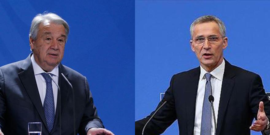 BM ve NATO'da Türkiye Açıklamaları