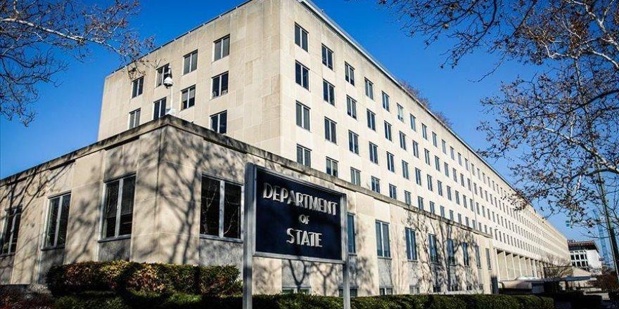 ABD Dışişleri Bakanlığı: Türkiye'nin Yanındayız
