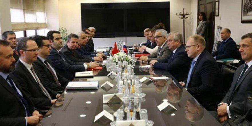 Türkiye ve Rusya Arasında İdlib Görüşmeleri Yapılıyor