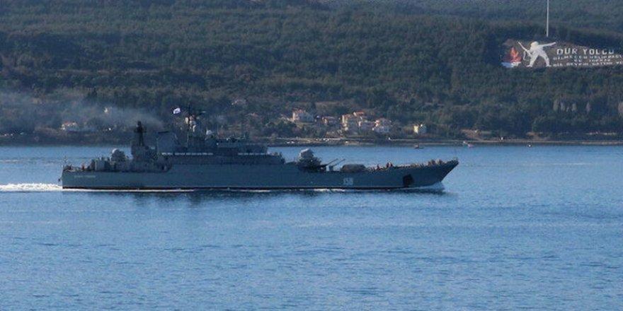 İdlib'deki Alçak Saldırı Sonrası Türkiye Boğazları Rusya'ya Kapatmalı!